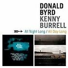 Donald Byrd - All Night Long/All Day Long/Two Guitars (2013)
