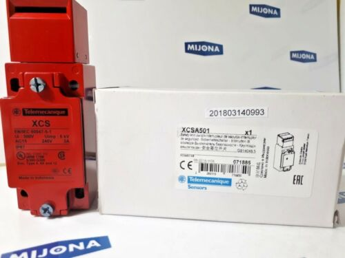 Telemecanique safety limit switch XCSA501