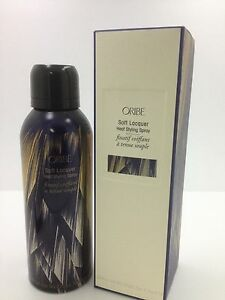 Oribe Soft Lacquer Heat Styling Spray 5.5oz/200ml NEW IN BOX