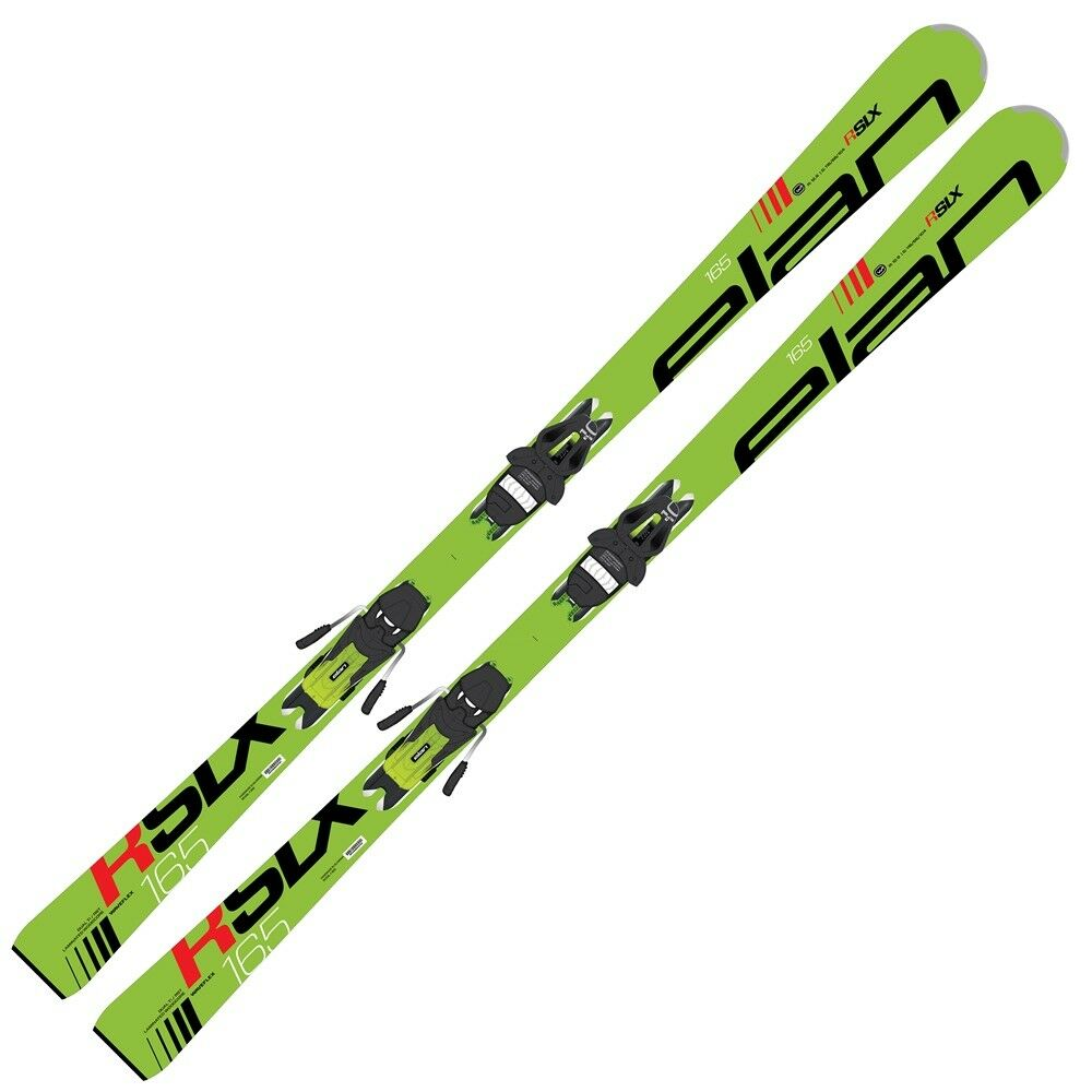Elan Race SLX Waveflex Power Shift  Ski Slalom Carver  Saison 2018 19 (101991)