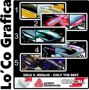 Details About Adesivi Yamaha Tdm Twin 850 900 9801 Stickers Decals Aufkleber Autocollant