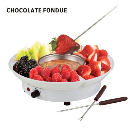 Schokolade Fondue Set Elektronische Schmelzend Topf Dippen Candy Hersteller