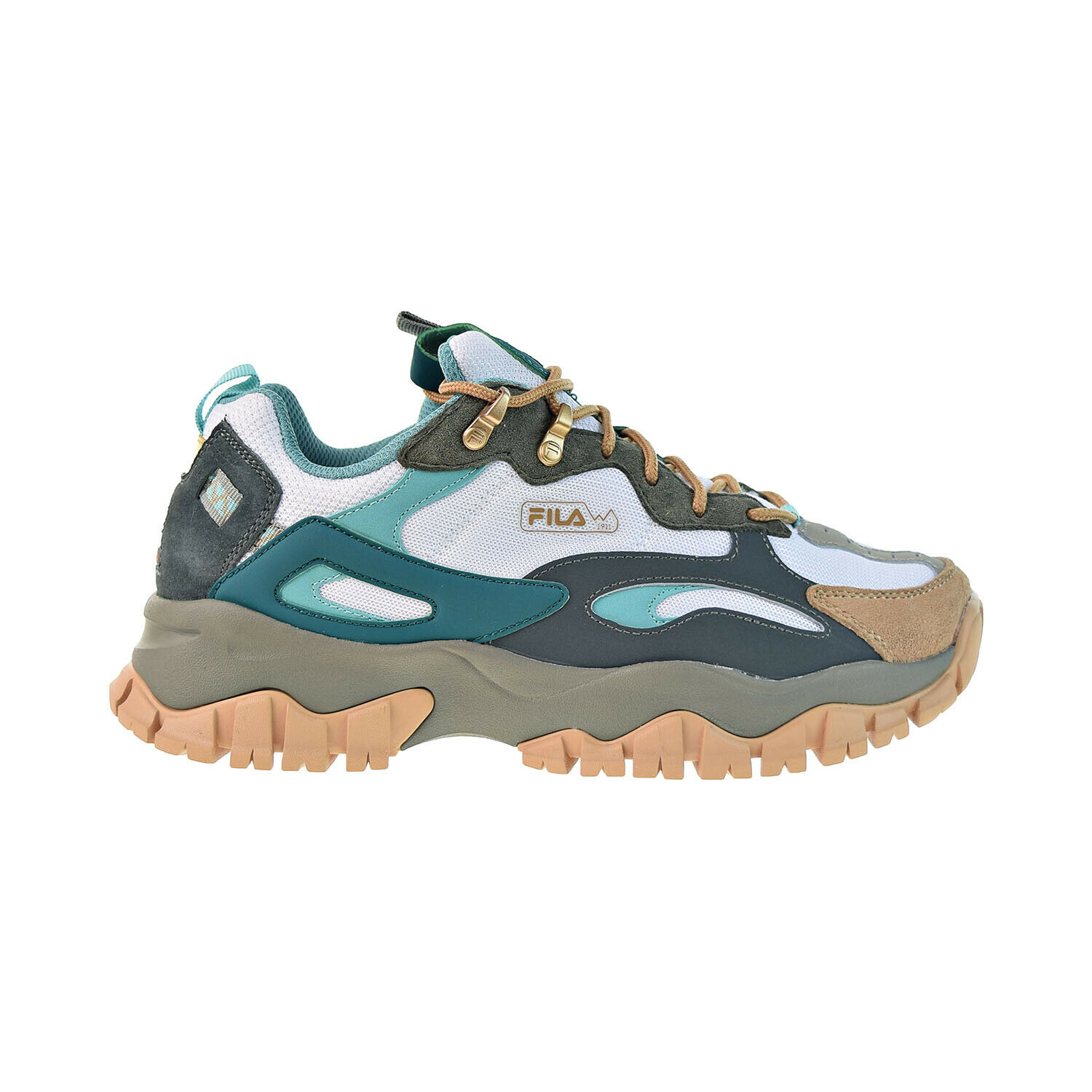 Fila Ray Tracer TR 2 Men's Shoes White