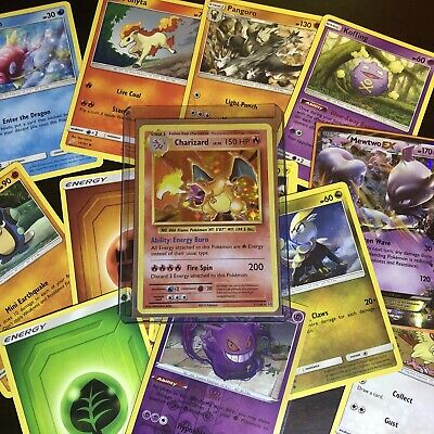 XY Evolutions Pokemon TCG Charizard Holo Lot 11//108 BONUS SEE DESCRIPTION