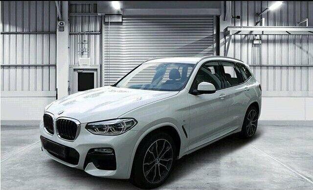 BMW X3 2,0 xDrive30i aut. 5d