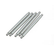 New 5Pcs PRO 4MM*51 Feathering Shaft for TREX T-REX 450 PRO V3 SPORT Silver