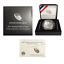 OGP /& COA 2014-P $1 Proof National Baseball Hall of Fame Silver Dollar Box
