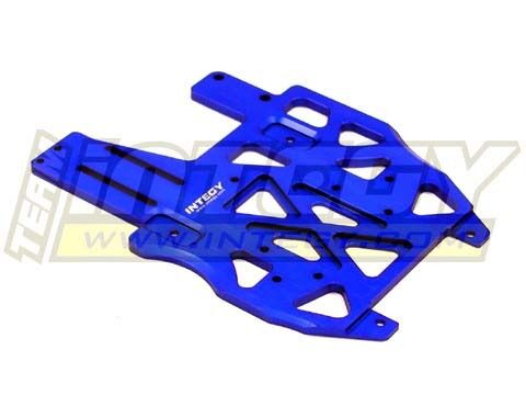 Integy T6783blueE Alloy Chassis Part A for for for Nitro Stampede 2WD 7f68cf