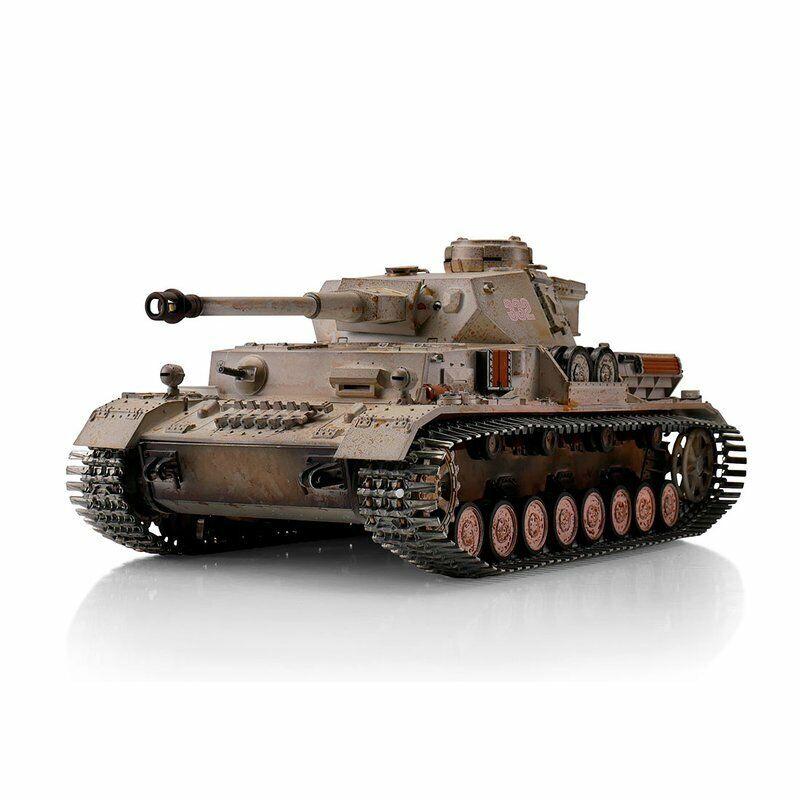 1 16 carri armati RC lotta carrello IV Esegui. G IR div. teaux Kharkov 1943 Torro pro-Edition