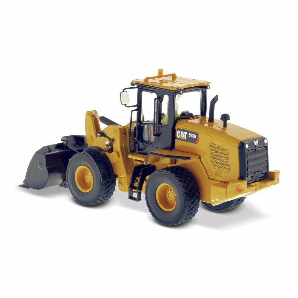 Cat 930K Wheel Loader 85266  Diecast Models Weiß Box   1 50