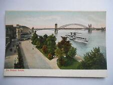 """CPA """"Gruss vom Rhein - Die Bonner Brücke"""""""