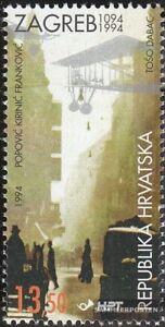 Kroatien-303-kompl-Ausg-postfrisch-1994-Bistum-Zagreb