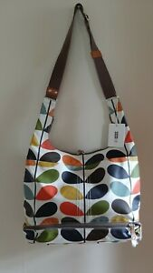 ORLA-KIELY-Nappy-Baby-Changing-Bag-and-Changing-Mat-Multi