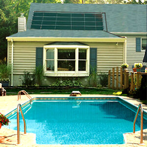 Smartpool Sunheater 4\'x20\' Solar Panel Heating System In-Ground ...