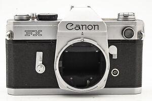 Canon-FX-Body-Gehaeuse-Spiegelreflexkamera-SLR-Kamera-Camera