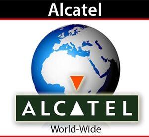 Alcatel 1054x codes