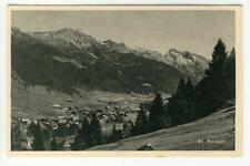 AK St. Anton am Arlberg, Panorama, 1930