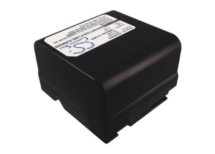 Ni-MH Battery for Sharp VL-A10U VL-A110U VL-A111 3.6V 5400mAh