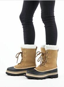 Caribou Winter Boots NL1005 Buff