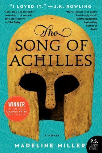 The Song of Achilles : A Novel by Madeline Miller (2012, Trade Paperback)