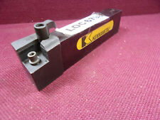 """Manchester 203-112  Lathe Tool with 10 pcs 1//4/"""" Groove Inserts"""