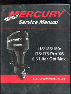 manual mercury optimax 135