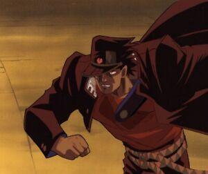 Jojo-039-s-Bizarre-Adventure-Anime-Cel-Douga-Layout-BG-Animation-Art-Jotaro-OVA-1993