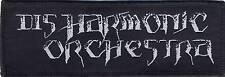 DISHARMONIC ORCHESTRA - Old Logo - Aufnäher / Patch - Neu #2269
