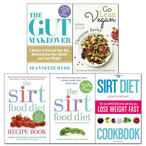 Gut makeover go lean vegan sirtfood diet recipesirt diet cookbook image is loading gut makeover go lean vegan sirtfood diet recipe forumfinder Gallery