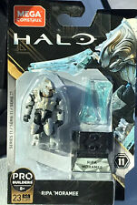 Mega Bloks Construx Halo Heroes Series 11 Ripa Moramee Arbiter Figure Set NISB