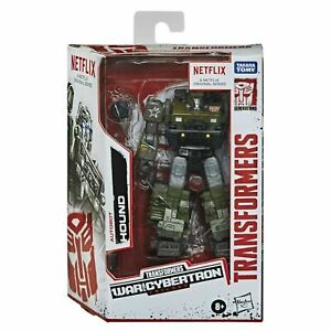 Transformers Hound Netflix War for Cybertron Trilogy Deluxe Action Figure NEW
