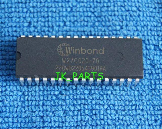 5PCS W27C020-70 W27C020-70Z EEPROM IC Winbond 27C020 DIP-32