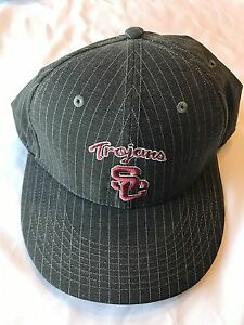 detailed look c3e10 3a76c ... greece image is loading team usc trojans ncaa nike cap size small 35a9d  098fc
