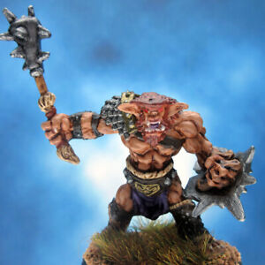 Painted-Reaper-BONES-Miniature-Beastman-Warrior