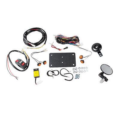 Tusk ATV Horn /& Signal Kit Yamaha Kodiak 700 EPS 4X4 2016–2017