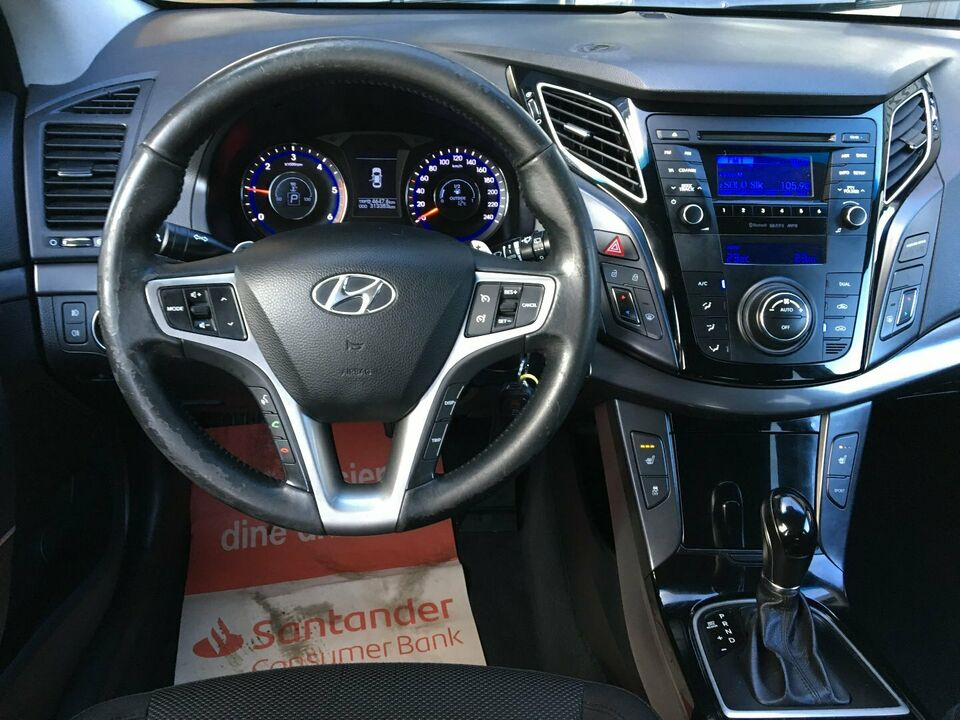 Hyundai i40 1,7 CRDi 136 Style CW aut. Diesel aut.