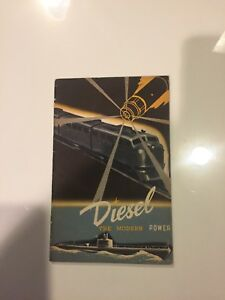 Diesel-The-Modern-power-5x8-booklet-by-General-Motors-31-pages-from-1950