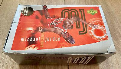 1997-98 UPPER DECK Michael Jordan Tribute Series 3 Reflections pack NEUF new neuf dans sa boîte