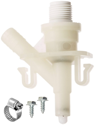 Trailer Toilet Camper 10x Water Valve Kit for Dometic 300//310//320 Series RV