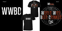 James Storm world Wide Beer Drinker Tna Impact T-shirt, Beer Money Inc