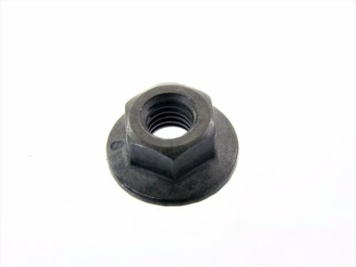 M6-1.0mm x 16mm Long 20 pcs Toyota Body Bolts /& Flange Nuts #377 10mm Hex