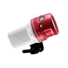 i-Torch Venom 38 Red - High Power LED underwater Video/Photo Light - 100% New