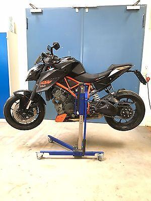 Affidabile Moto Cavalletto Centrale Per Ktm Super Duke 1290r Bluelift Central Stand- Ampia Selezione;