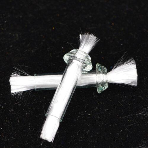 40pcs Glass Wick Practical Premium Useful Buddhist Fiber Wick