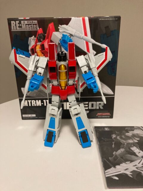 Maketoys Meteor MTRM-11 RE:Master Transformers 3rd Party Masterpiece Starscream