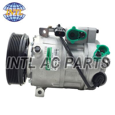 New VS18E VS18 auto ac compressor for Hyundai Santa Fe 97701-2W050  977012W050 | eBay