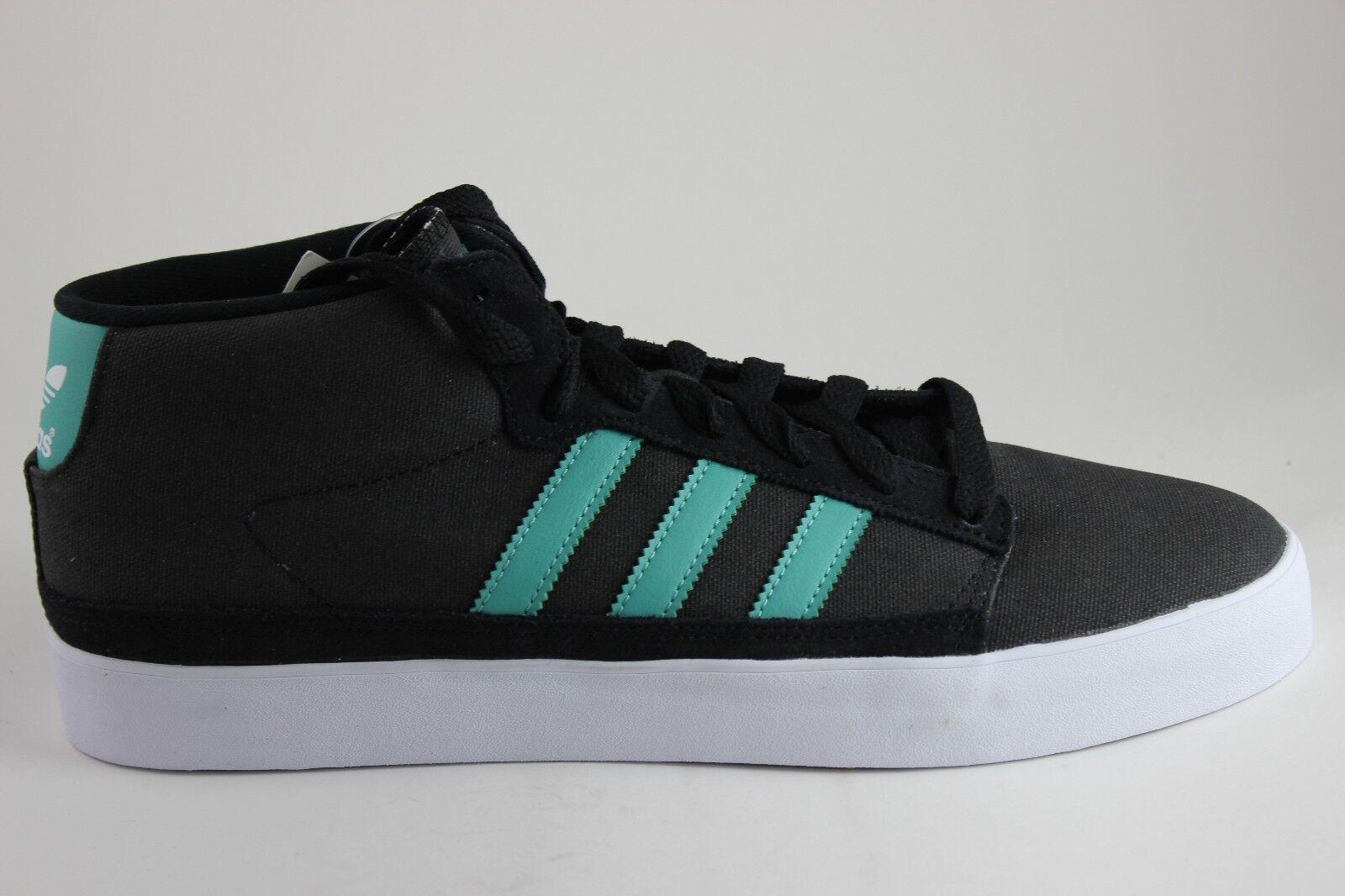 Men's Adidas Rayado Mid Skateboarding G99791 Black NIB Comfortable and good-looking