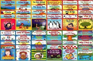 60-NEW-EASY-LITTLE-LEVELED-READERS-GUIDED-READING-TEACHING-PHONICS-BOOK-LOT