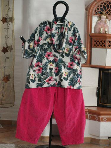 Labass 50 Kofferprogramm Creme Xl 1944 Mit 48 Gr Geblümt Shirt Schal Blumen CP5ZFZwdq