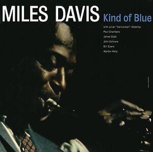 Miles-Davis-Kind-Of-Blue-180-G-VINYL-LP-New-amp-Sealed